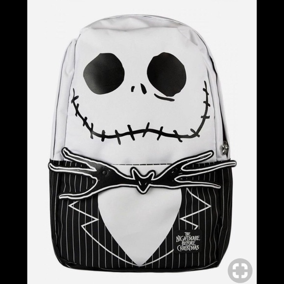 Hot Topic Nightmare Before Christmas Backpack.Nwt Loungefly Nightmare Before Christmas Backpack Nwt